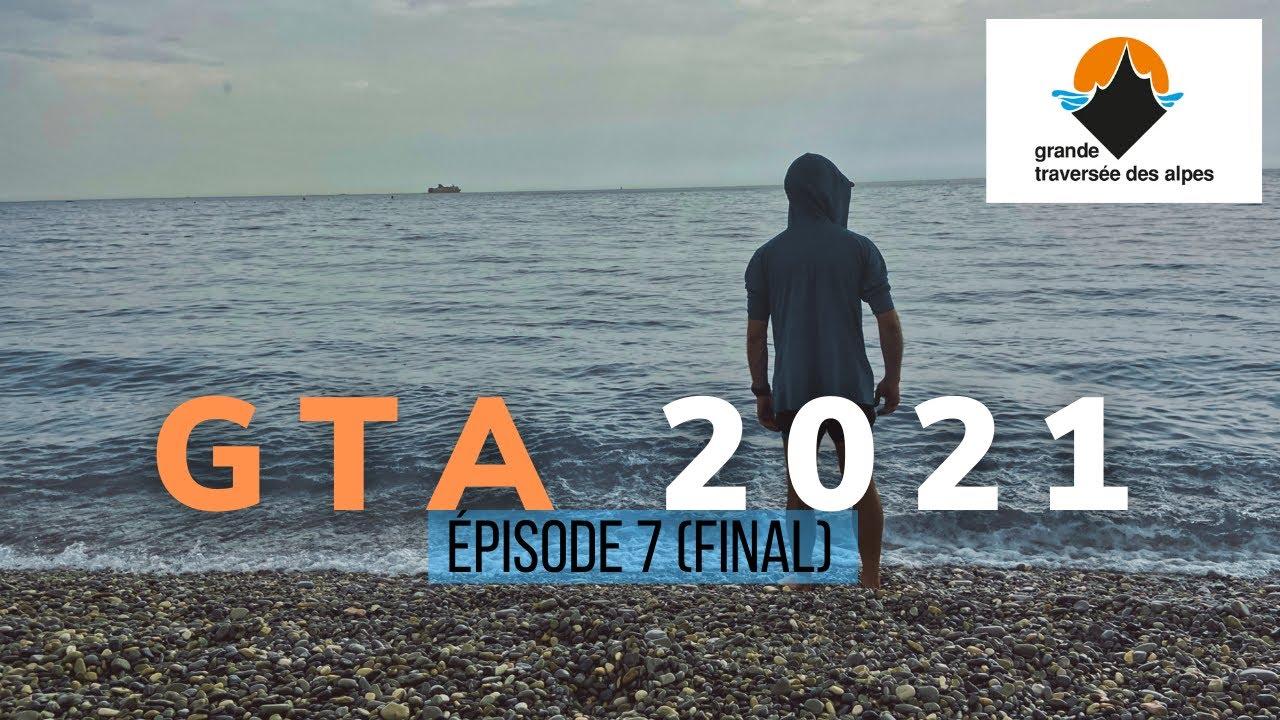GTA 2021 EPISODE 7 : Lac du Lauzanier / Nice ! Je l'ai fait !