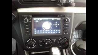 install BMW E81 E82 DVD Player GPS Navigation E87 E88