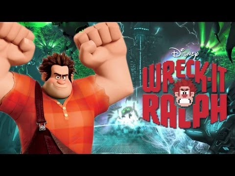 Wreck-It Ralph | Animated Video Game Movie Review