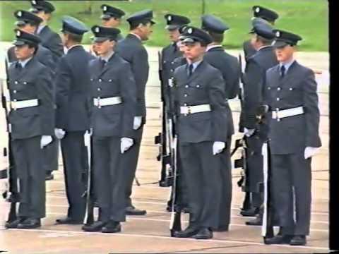 RAF Swinderby 27th September 1989