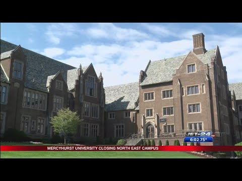 Mercyhurst University announces closure of North East Campus