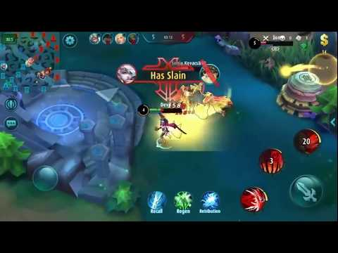 Top 5 Best Moba Games For Android 2017   MOBA (Multiplayer Online Battle Arena)FREE