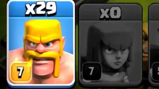 The Return of BABY CARL in 2017 Update (Clash of Clans)