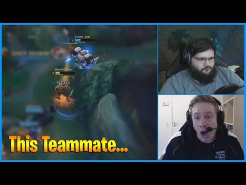 Every League of Legends Player Has Felt This Teammate...LoL Daily Moments Ep 753