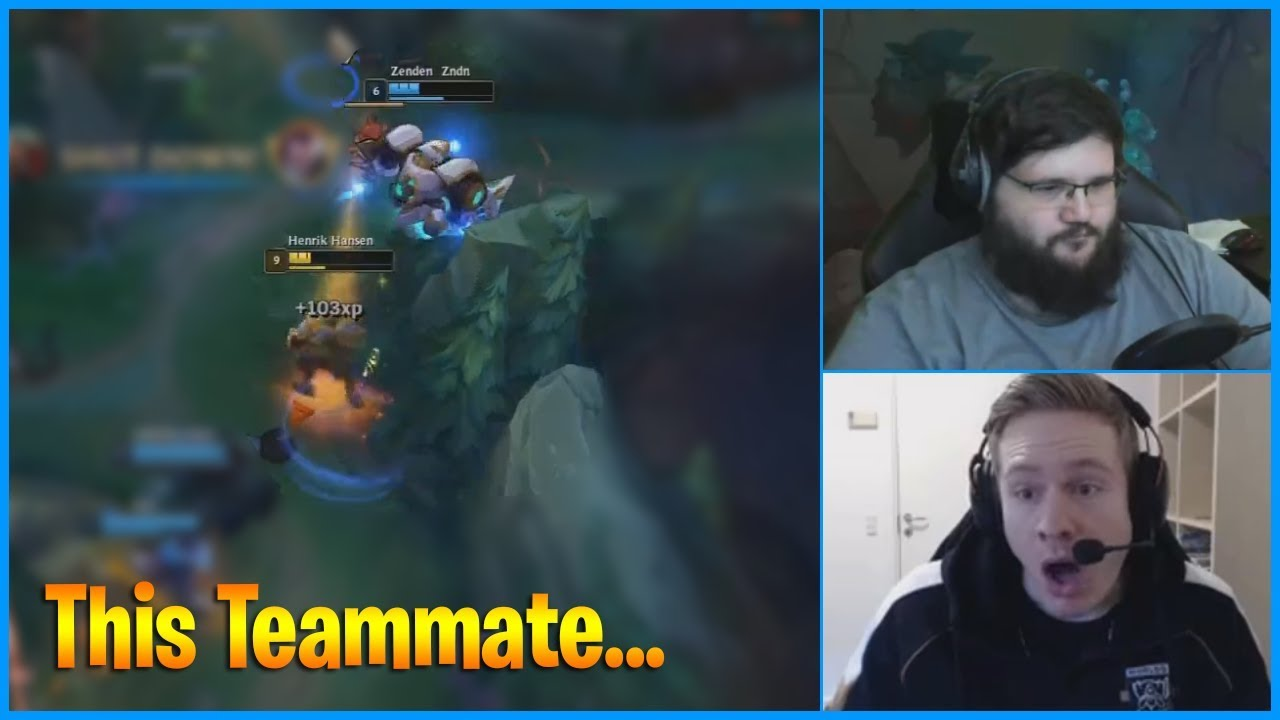 Every League of Legends Player Has Felt This Teammate...LoL Daily Moments Ep 753 thumbnail