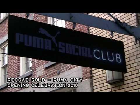 Reggae Gold Puma City - Hold The Line ft. Mr. Lex
