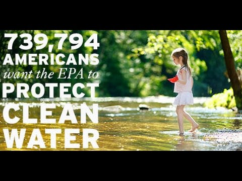 Protect Clean Water Press Conference 10.22.14