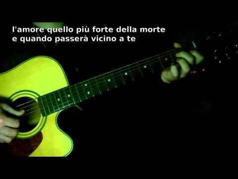 Marco Masini - Fatti Furbo KARAOKE GUITAR  REQUEST