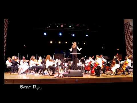 John Jay Middle School - 6th Grade Orchestra - May 29, 2019