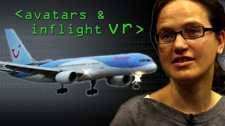 Avatars & In-Flight VR - Computerphile