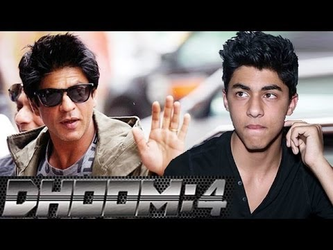 "Shahrukh Khan's Son Aryan to Debut With ""Dhoom"" Movie 