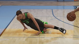 NBA 2K21 My Career Next Gen EP 1 - 1st Ankle Breaker!