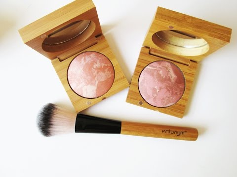 Antonym Baked Blushes - Natural, Vegan, and Cruelty Free!