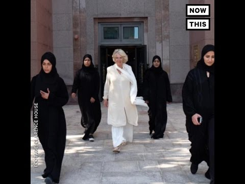 Duchess Camilla's All-Female Security Team is Epic   NowThis