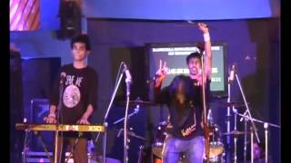 Jai Ho  (in own style) by CALCUTTA BLUES(live).avi