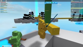 ROBLOX - Playing Bed Wars!