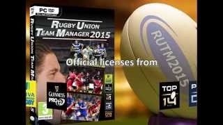 Rugby Union Team Manager 2015 - Game Trailer