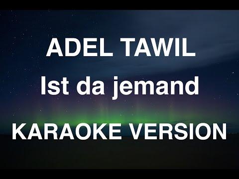 Adel Tawil - Ist da jemand - Instrumental/Karaoke