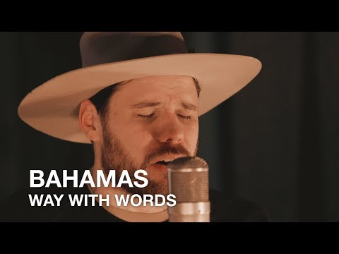 Bahamas | Way With Words | First Play Live