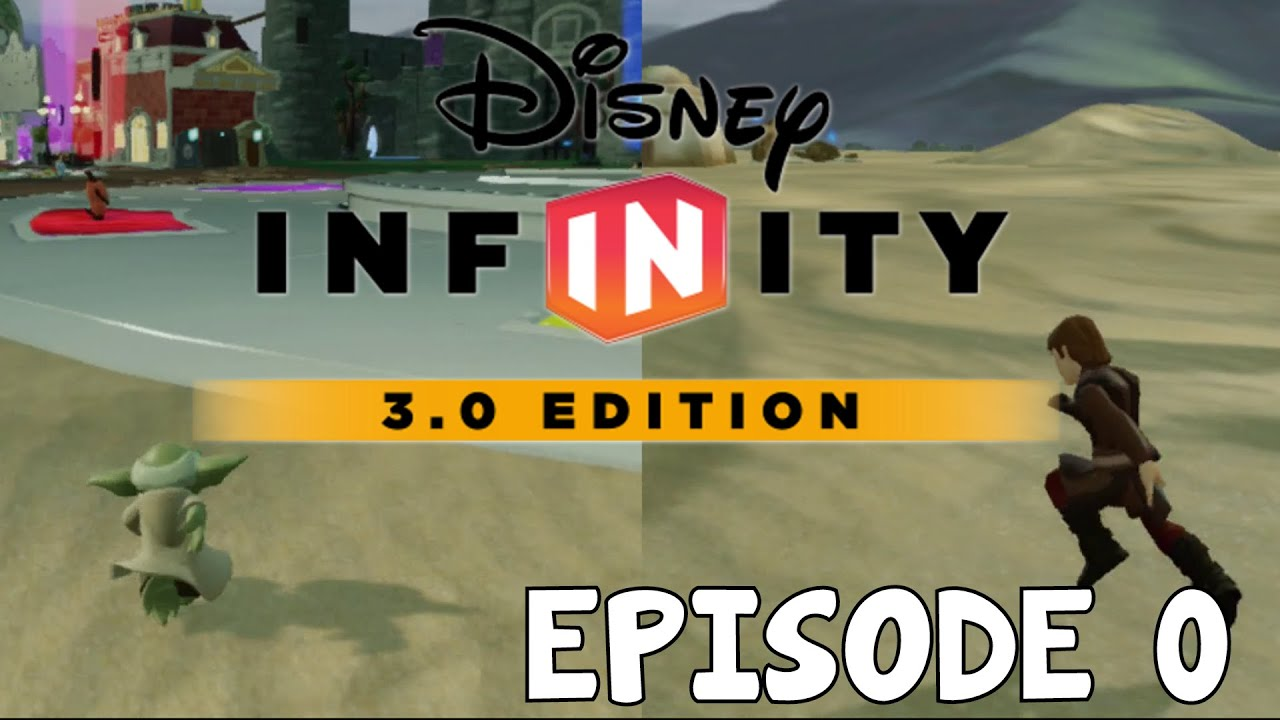 how to play disney infinity 1.0 on wii