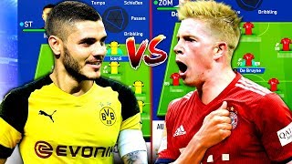 FIFA 19 : 2 SPRINT TO GLORYS IN EINEM VIDEO !!! 😱🔥 Bayern Dortmund Sprint To Glory Battle