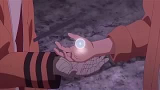 Naruto & Sasuke vs Momoshiki and Kinshiki (Boruto:The Movie)