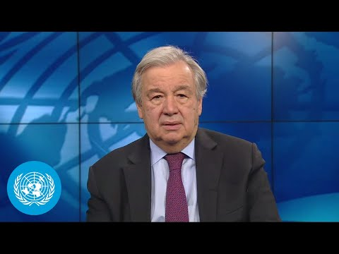 Treaty On The Prohibition Of Nuclear Weapons - UN Chief