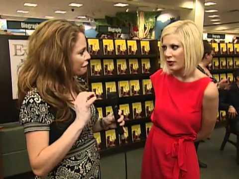 Torri Spelling Interview