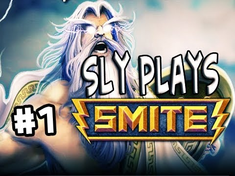 Smite Gameplay | Ep.1 | This game makes my butt happy