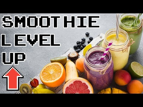 5 Easy Tips to Health Boost Your Smoothies! Smoothie Recipes for Weight Loss, Clear Skin & Energy