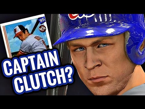MLB The Show 16 - CAL RIPKEN JR IS CAPTAIN CLUTCH! BIG CHANGES TO THE SQUAD! - Diamond Dynasty #32