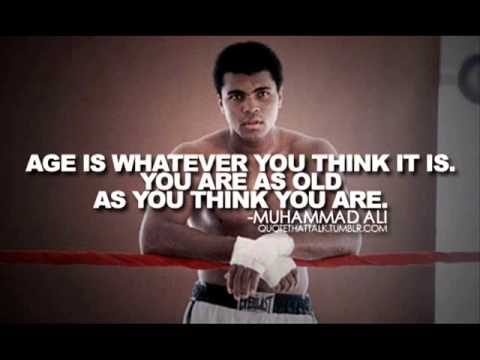 inspirational quotes muhammad ali youtube