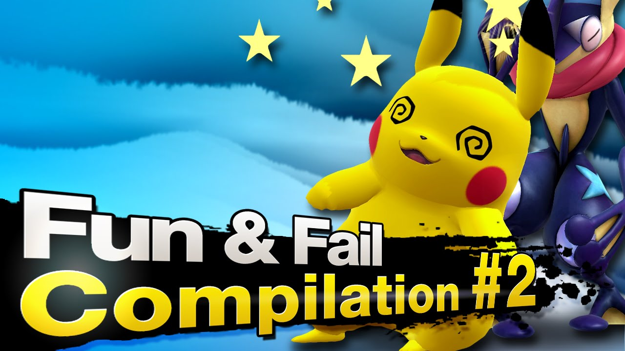 Smash 4 Wii U - Fun & Fail Compilation [Part 2]