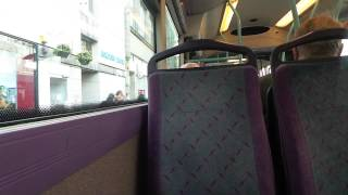Route 1 First Aberdeen Volvo B7LA Wright Eclipse Fusion 10047 (W2 FAL)