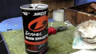 GZox Flushing Oil  - проверка на вшивость.