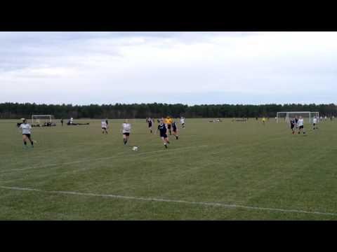 SJEB Wombat Warriors defeat Lehigh Valley United(PAE) 4-1, #17 Natash Munro goal