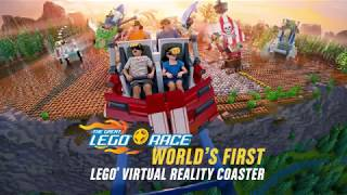 The World's First LEGO VR Coaster (with subtitles)