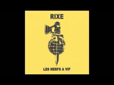 "Rixe - Les Nerfs A Vif 7"" EP (2016)"