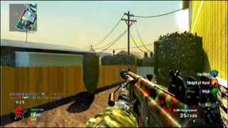 Call Of Duty Black Ops: Team Deathmatch on Nuketown ( 24 - 2 with Galil )