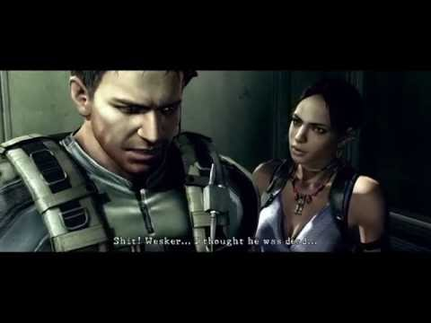 RESIDENT EVIL 5 (Part Twelve) Tricell Facility