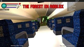 Roblox |nuevo juego| the forest en Roblox [island]