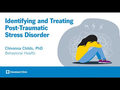 Download Identifying and Treating Post-Traumatic Stress Disorder | Chivonna Childs, PhD