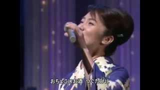 1988年5月25日 発売 香西かおりちゃん の 演歌歌手としてのデビュー曲.