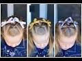 3 Simple and Fast Toddler Hairstyles