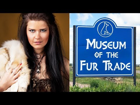 Museum Of The Fur Trade - Chadron Nebraska