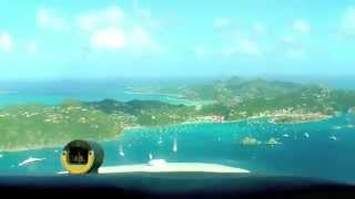 Gambar cover FLYING TO ST BARTH