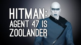 Hitman Gameplay: Agent 47 is Male Model Assassin a la Zoolander in New Gameplay