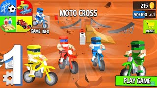 Cubic 2 3 4 Player Games - Gameplay Walkthrough Part 1 All Minigames (Android,iOS) screenshot 4