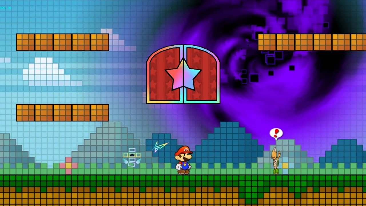 Paper mario vc dolphin iso download pc
