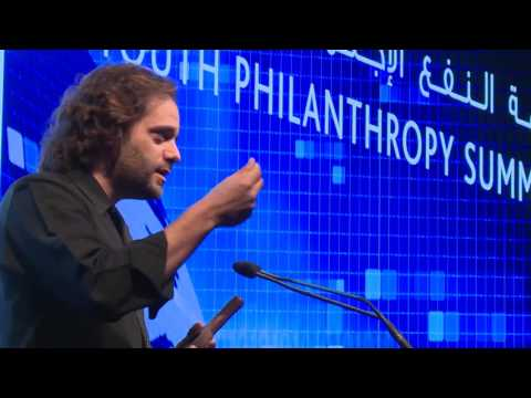 Arab Solutions Driving the Alternative Revolution - Emirates Foundation Youth Philanthropy Summit